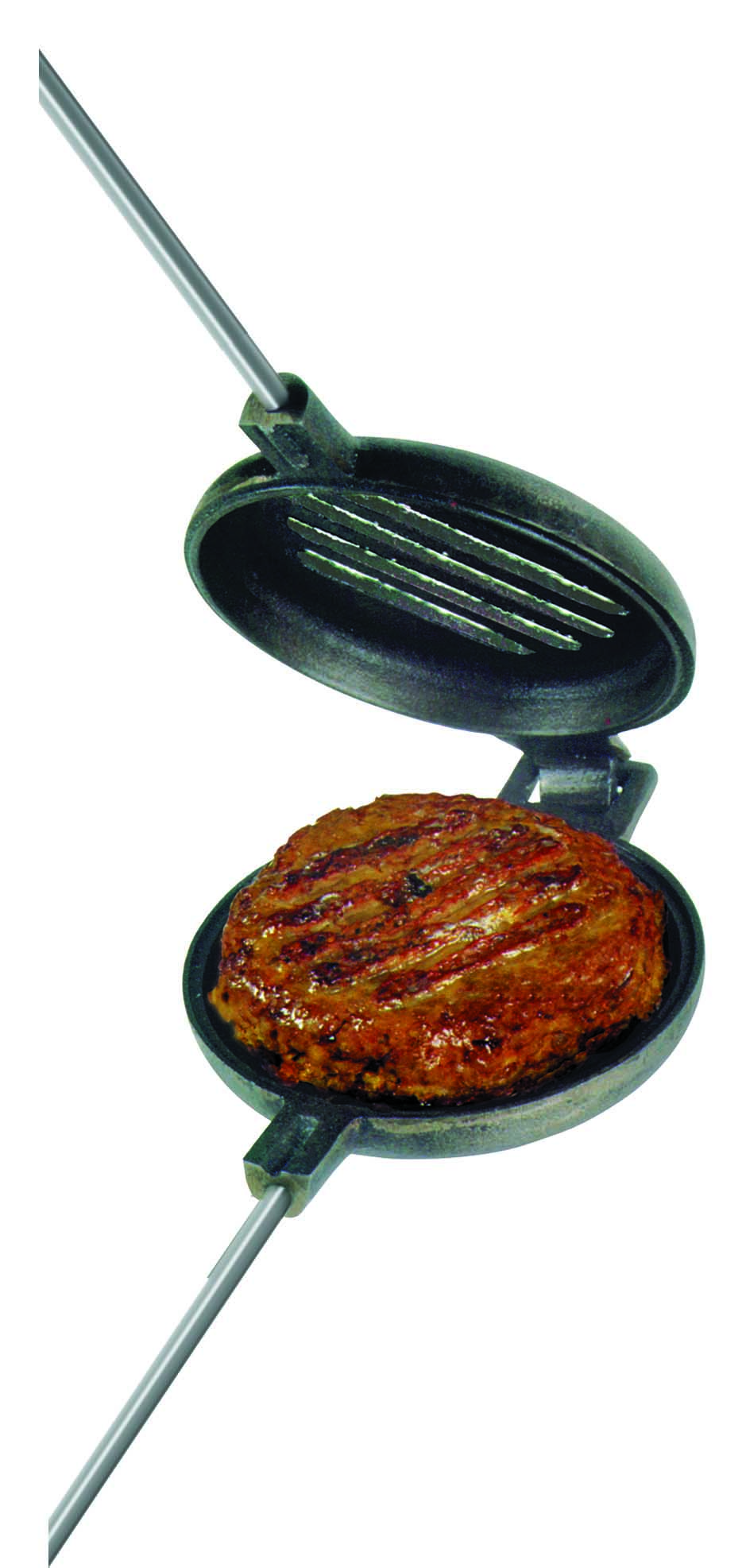 How To Cook Hamburger On Cast Iron