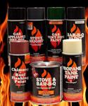 High Heat Paint & Firestarter