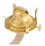 #1 Queen Anne  / Solid Brass Burner
