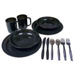 2 Person Dinnerware Set
