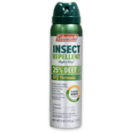 25% DEET Dry Insect Repellent