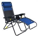 Chair - Freeform  Zero Gravity Lounger - Royal