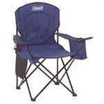 Chair - Oversized Quad W/ Cooler - Blue