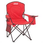 Chair - Oversized Quad W/ Cooler - Red