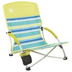 Chair-Beach Deluxe Sling - Citrus Stripe