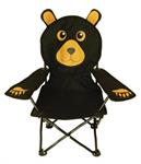 Child Chair (Black Bear)