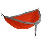 ENO DoubleNest Hammock Orange/Gray