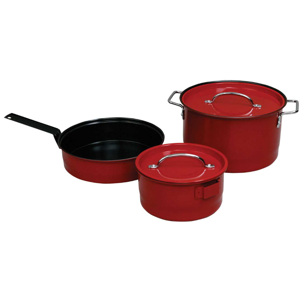 Family Cook Set - Red