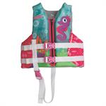 Life Vest - Child - Purple Seahorse
