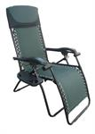 PATIO/RV Recliner Green Deluxe
