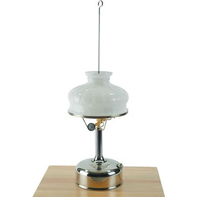 Stainless steel table lamp leacock lamp 107ss aloadofball Image collections