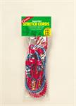 Stretch Cord Asst. (Pkg Of 6)