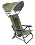 Sunshade Backpack Event Chair - Loden Green
