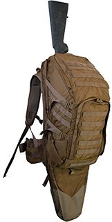 X1E Hunting Pack - Dry Earth Microsuede