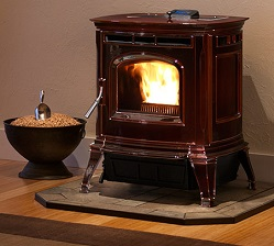 Peachy Wood Gas Pellet And Coal Stoves Fireplaces And Inserts Home Interior And Landscaping Eliaenasavecom
